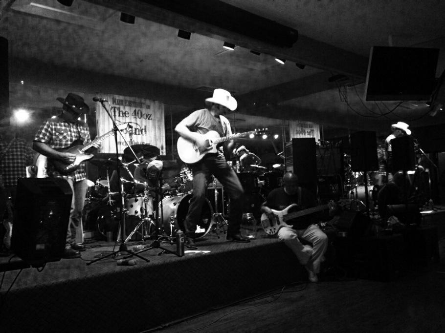 Rockin' Tracy's in Long Beach - April 2014
